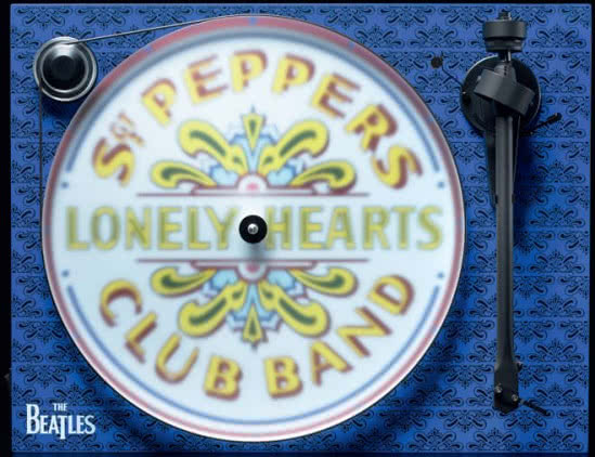 "Sgt. Pepper's Drum - inspirowany 50-leciem albumu ""Sgt. Pepper's Lonely Hearts Club Band""."