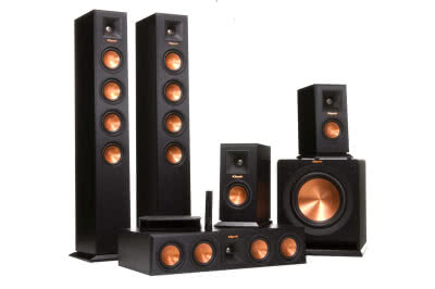 Kino domowe Klipsch Reference Premier Wireless