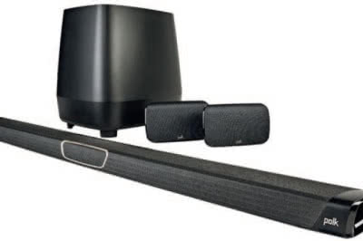 Soundbar Polk Audio MagniFi MAX SR