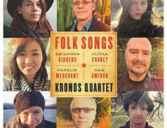 <span>KRONOS QUARTET</span> Folk Songs