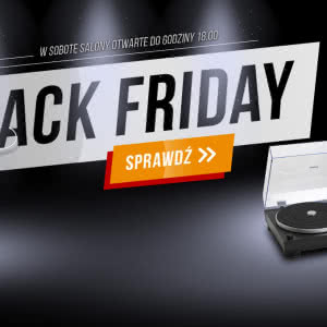 Superoferty na Black Friday w Top Hi-Fi & Video Design