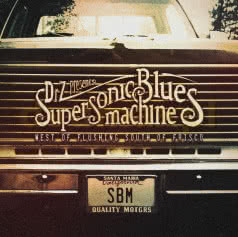 SUPERSONIC BLUES MACHINE West of Flushing, South of Frisco