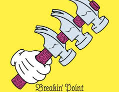 <span>PETER BJORN AND JOHN</span> Breakin` Point