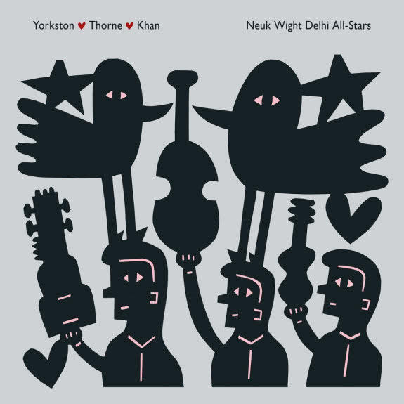 <span>YORKSTON/ THORNE/ KHAN</span> Neuk Wight Delhi All-Stars