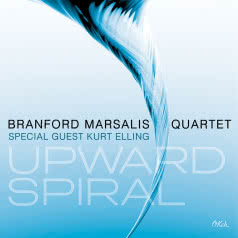 BRANDFORD MARSALIS QUARTET Upward Spiral
