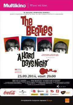 """A Hard Day`s Night"" w Multikinie"