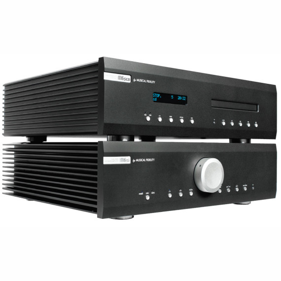 MUSICAL FIDELITY M6scd + M6si