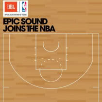 JBL by Harman partnerem NBA