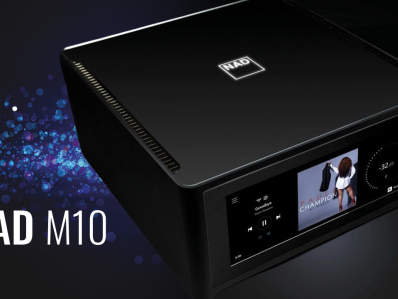 System all in one NAD M10