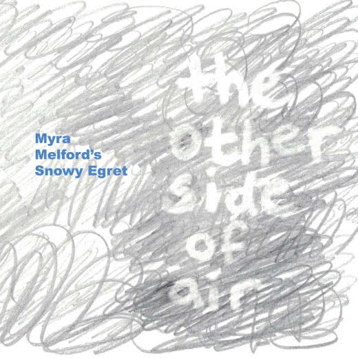 MYRA MELFORD'S SNOWY EGRET The Other Side of Air