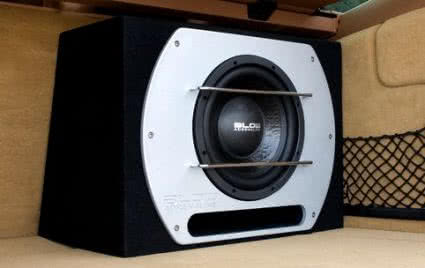 Subwoofer Blow Adrenaline W-10