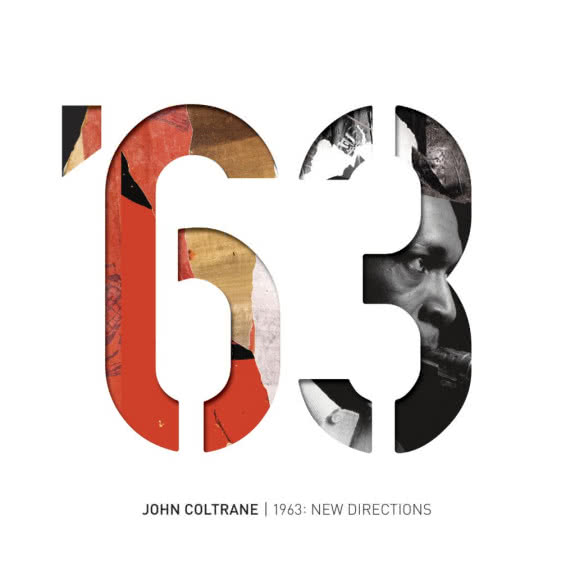 <span>JOHN COLTRANE</span> 1963 New Directions
