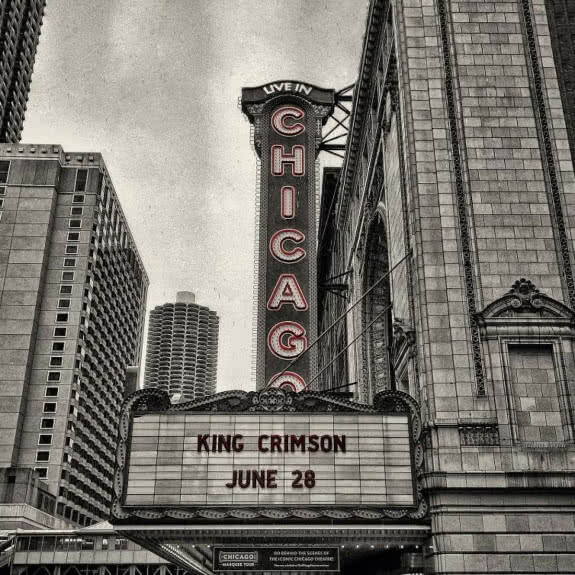 <span>KING CRIMSON</span> Live In Chicago