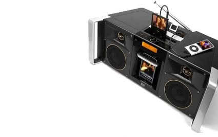 Altec Lansing Boombox MIX iMT800