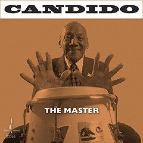 <span>CANDIDO</span> The Master