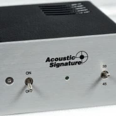 ACOUSTIC SIGNATURE !ECCO