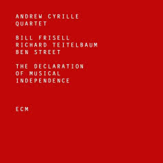 ANDREW CYRILLE The Declaration of Musical Independence