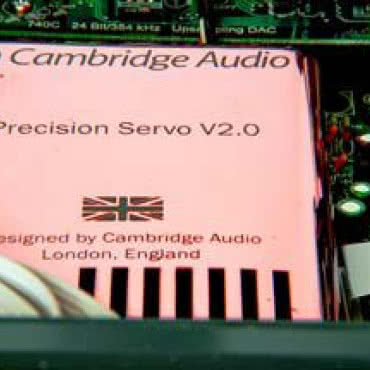 CAMBRIDGE AUDIO Azur 740C + 740A