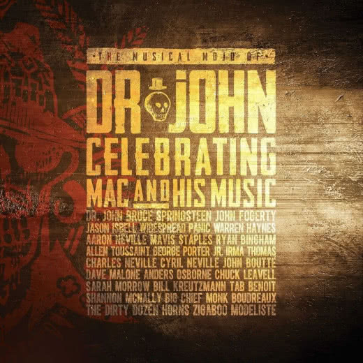 DR. JOHN Celebrating Mac