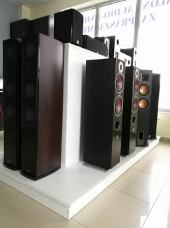 Salon audio-video s4Home