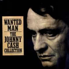 JOHNNY CASH Wanted Man