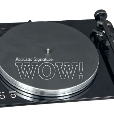 ACOUSTIC SIGNATURE WOW!