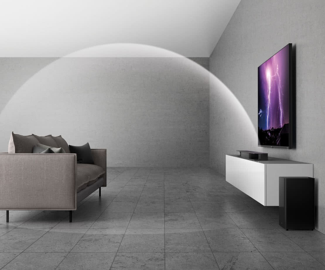 Soundbar TCL RAY∙DANZ