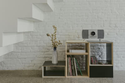 System all-in-one Tivoli Audio Music System Home