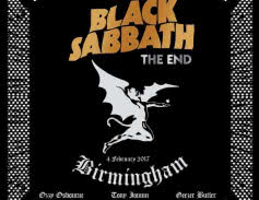 <span>BLACK SABBATH</span> The End