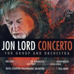 JON LORD Concerto For Group And Orchestra