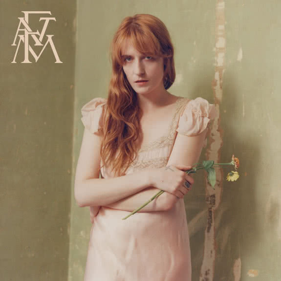<span>FLORENCE AND THE MACHINE</span> High As Hope