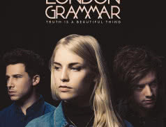 <span>LONDON GRAMMAR</span> Truth Is A Beautiful Thing