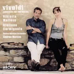 Vivaldi - Concerto For Two Violins