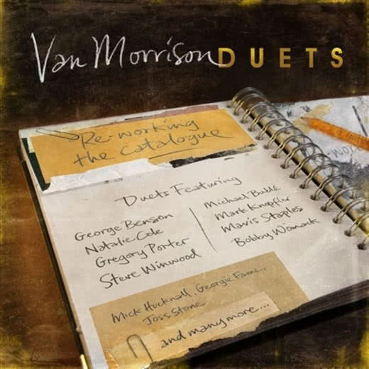 VAN MORRISON Duets: Re-Working the Catalogue