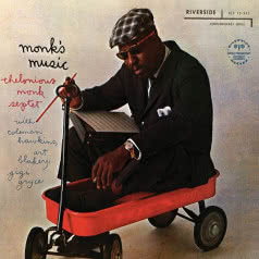 THELONIOUS MONK Monk`s Music