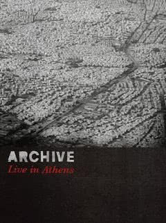 Live In Athens: koncertowe DVD Archive