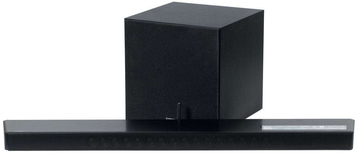 yamaha ysp 2700 soundbary testy w. Black Bedroom Furniture Sets. Home Design Ideas