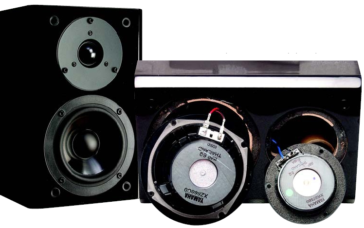 Yamaha Mini Stereo