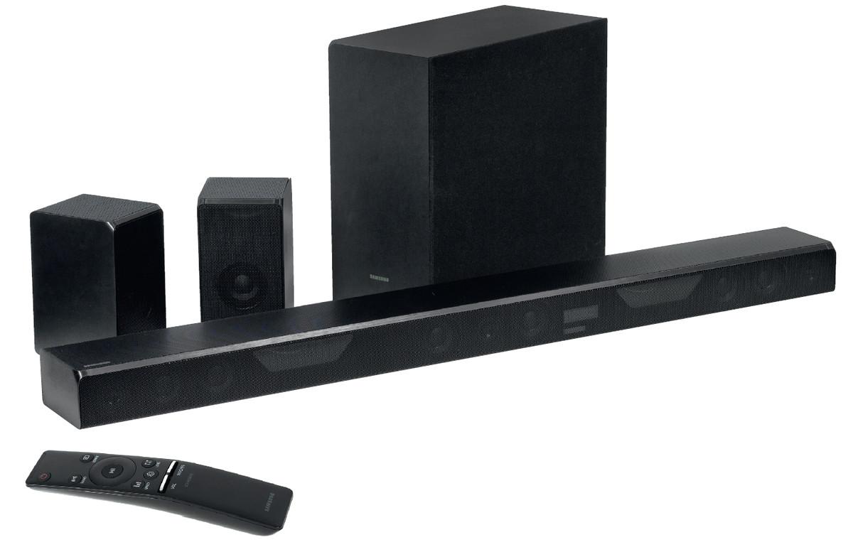 samsung hw k950 soundbary testy w. Black Bedroom Furniture Sets. Home Design Ideas