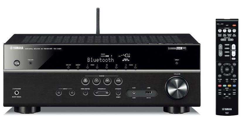 yamaha musiccast rx-v381, rx-v481 i rx-v481d