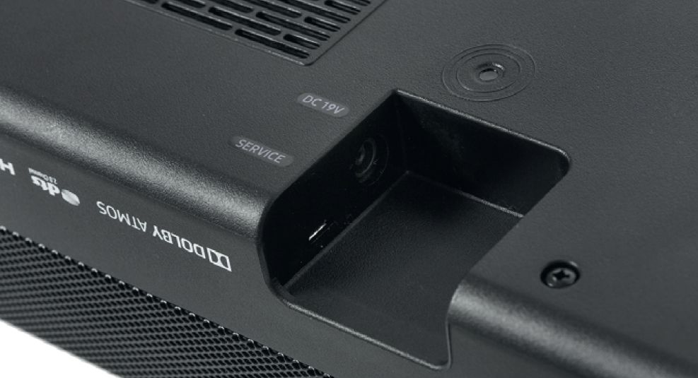 how to connect soundbar to samsung tv using hdmi