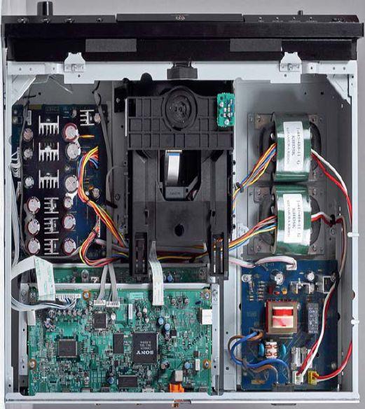SONY SCD-XA5400ES + BDP-S5000ES + STR-D5400ES