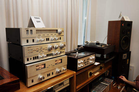 Audio Vintage: system Philips