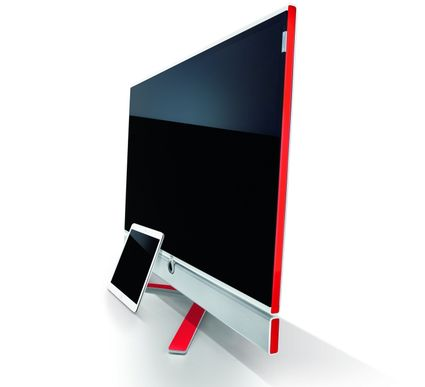 telewizor loewe individual slim frame. Black Bedroom Furniture Sets. Home Design Ideas