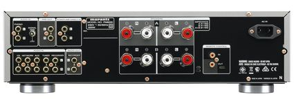 Marantz PM8005 - back panel