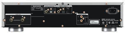 Marantz SA8005 - back panel