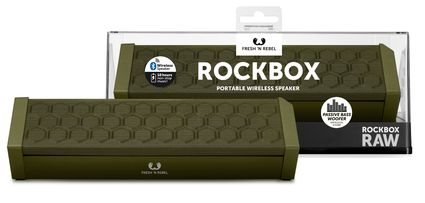 Rockbox Raw
