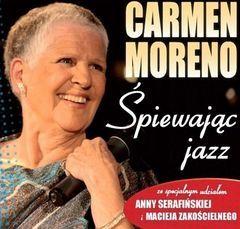 Śpiewając jazz - CARMEN MORENO - recenzja - carmen-moreno-spiewajac-jazz_max